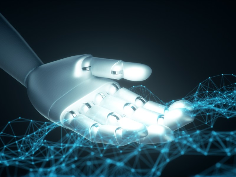 AI research in China is pushing the boundaries in robotics. Photo: iStock