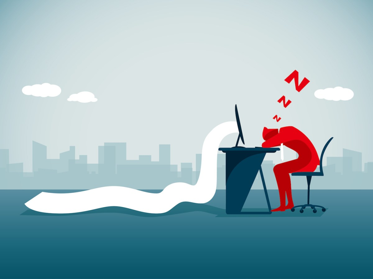 Auditing China's local government debt would be enough to put any accountant to sleep. Illustration: iStock