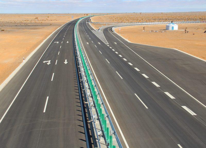 中國在陸地、海上和空中發起了大規模的「新絲綢之路」計劃。相片:iStock