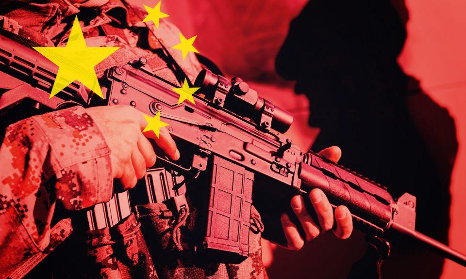 中國的私營保安公司正拓展業務以應付一帶一路。相片:iStock