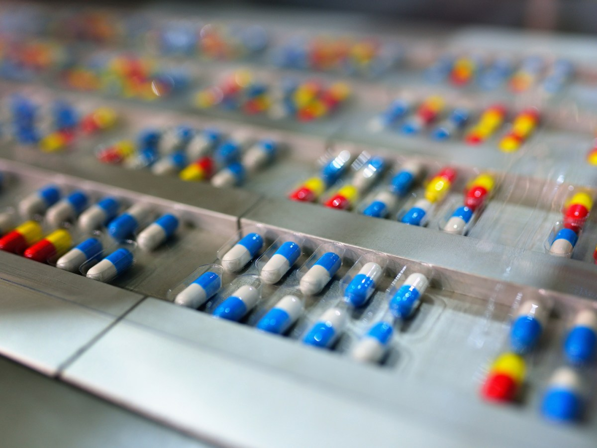 China has been rocked by a series of production problems in the pharmaceutical sector. Photo: iStock