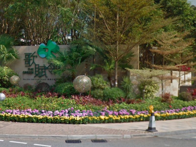 Sheung Shui in the New Territories. Photo: Google Maps