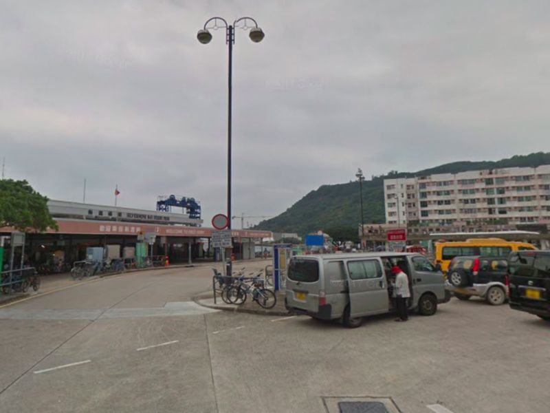 Mui Wo on Lantau Island. Photo: Google Maps
