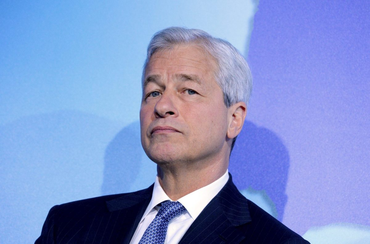 JP Morgan Chase's Chairman and CEO Jamie Dimon's prediction has many worried. Photo: AFP/Eric Piermont