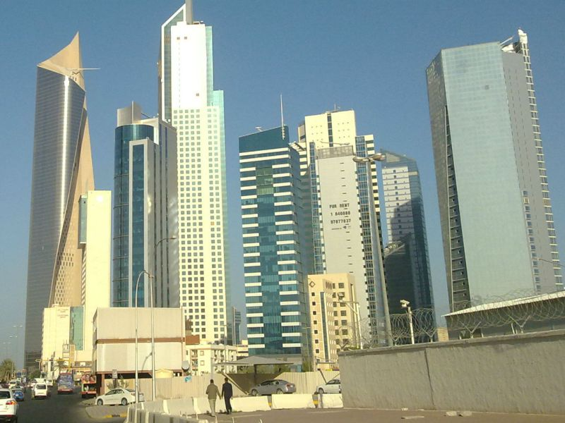 Kuwait. Photo: Wikimedia Commons, Irvin Calicut
