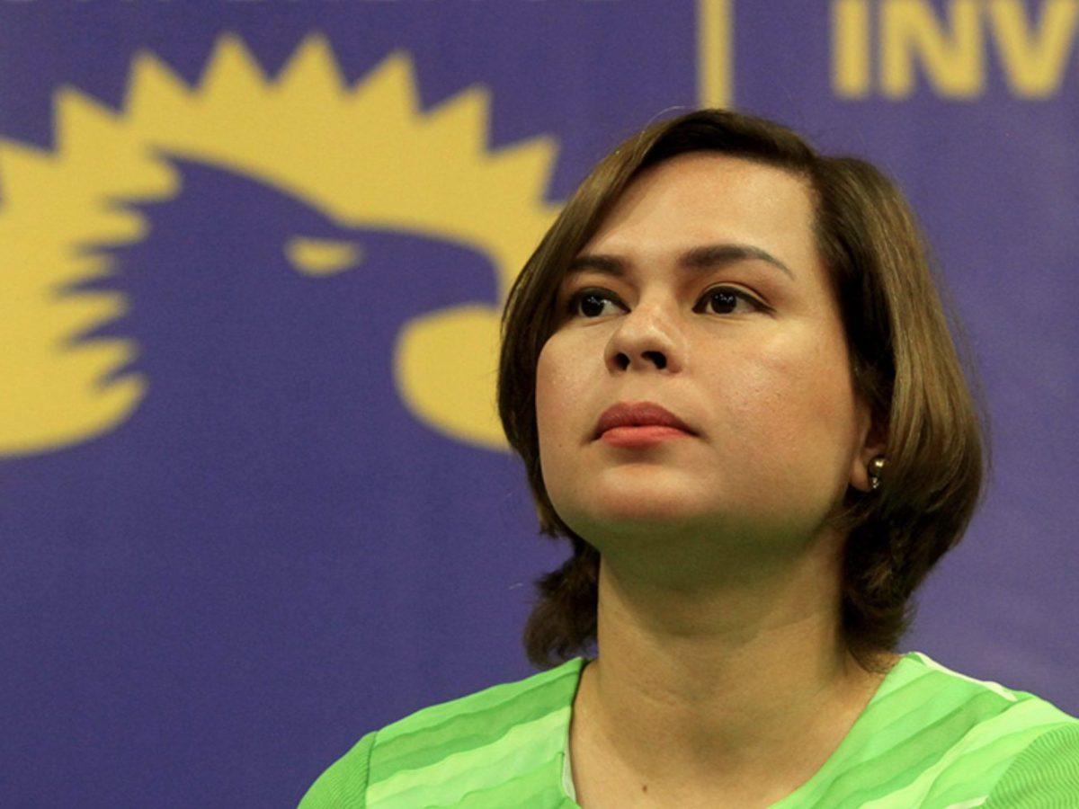 Davao City Mayor Sara Duterte in a file photo. Photo: Twitter