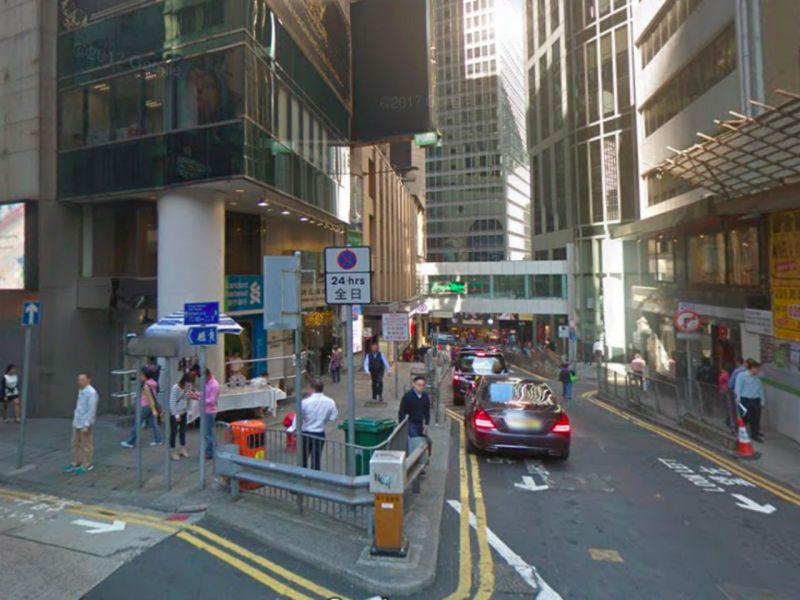 Central, Hong Kong Island Photo: Google Maps