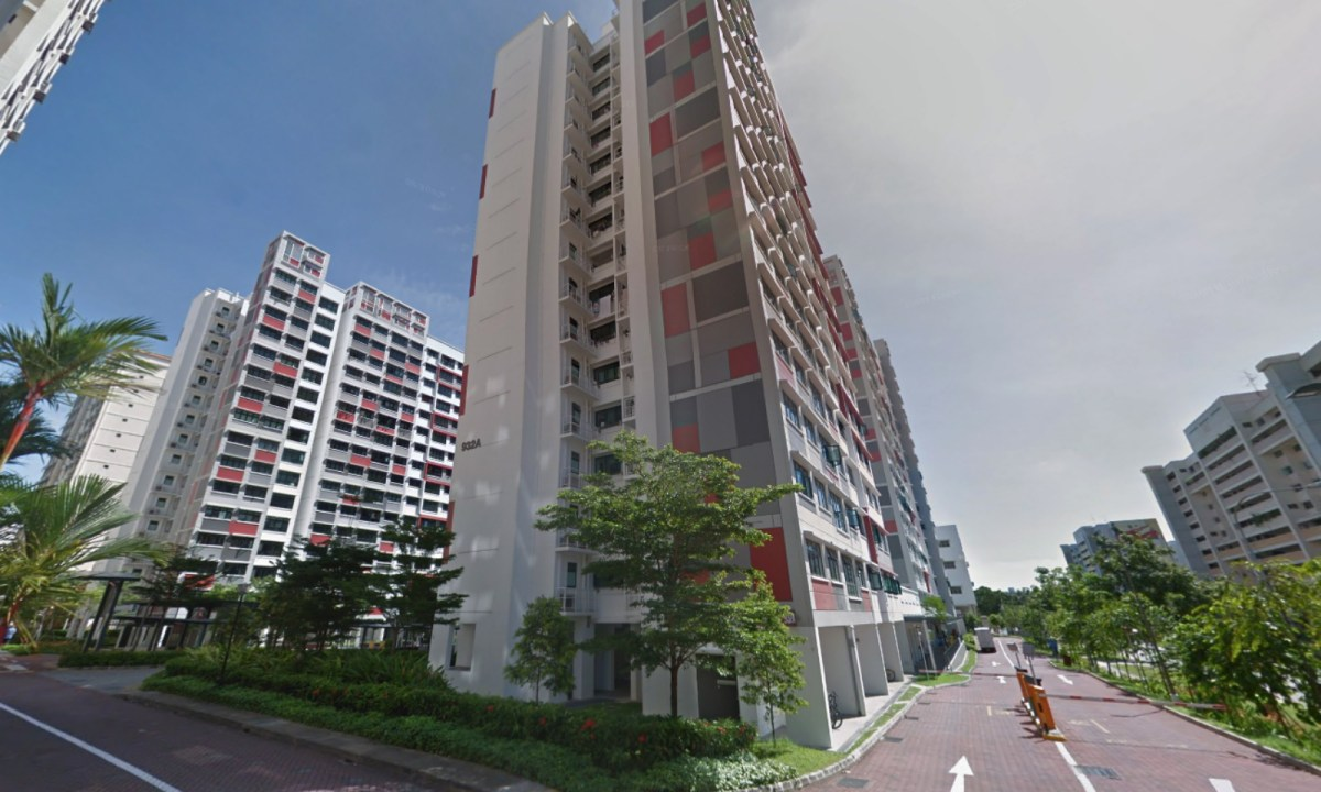 Hougang Avenue 9, Singapore. Photo: Google Maps