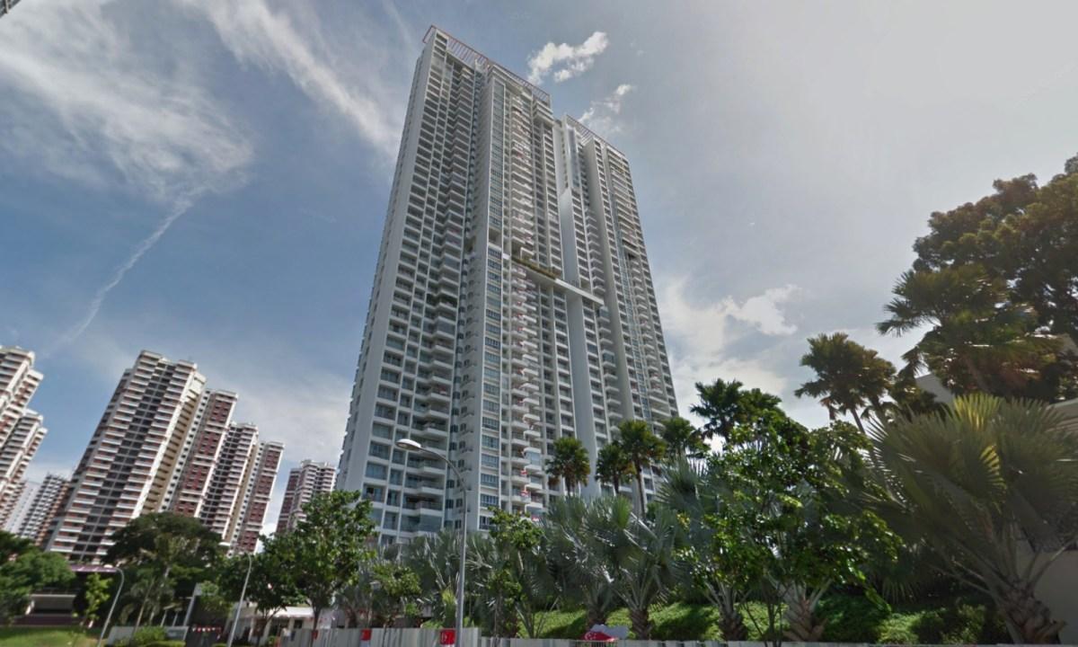 The Metropolitan on 8 Alexandra View in Singapore. Photo: Google Maps