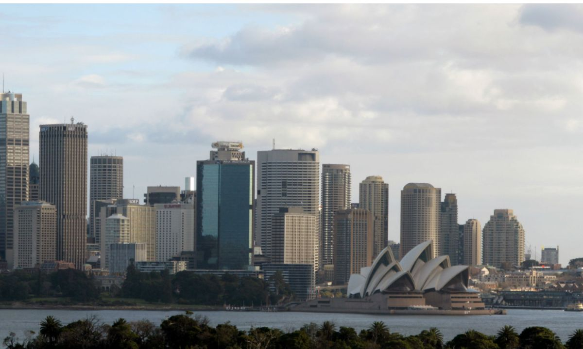Sydney, Australia, where the Iraqi diplomat was based. Photo: Wikimedia Commons/Raminus Falcon