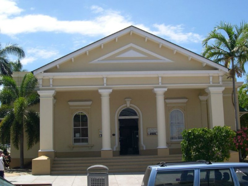 Townsville Magistrates Court. Photo by Wikipedia.org