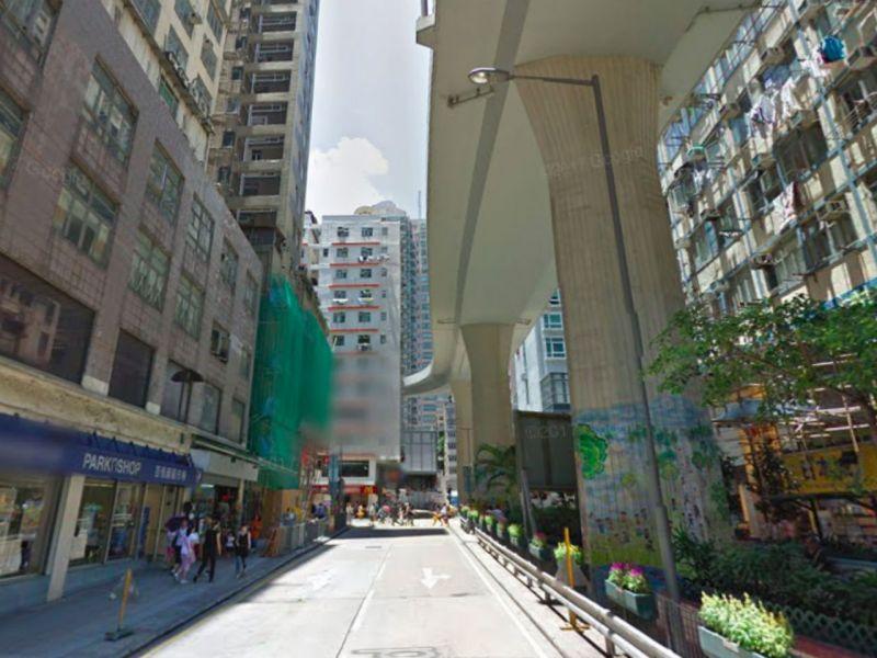 Western District, Hong Kong Island. Photo: Google Maps