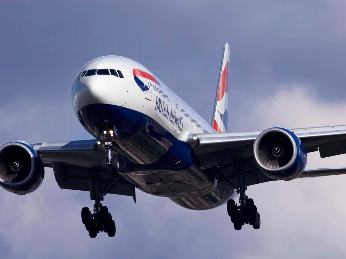 British Airways is resuming service to Pakistan, which is seen as a vote of confidence in the country's security situation. Photo: iStock