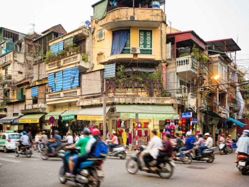 Hanoi and Ho Chi Minh City both have street children in need of assistance. Photo: iStock