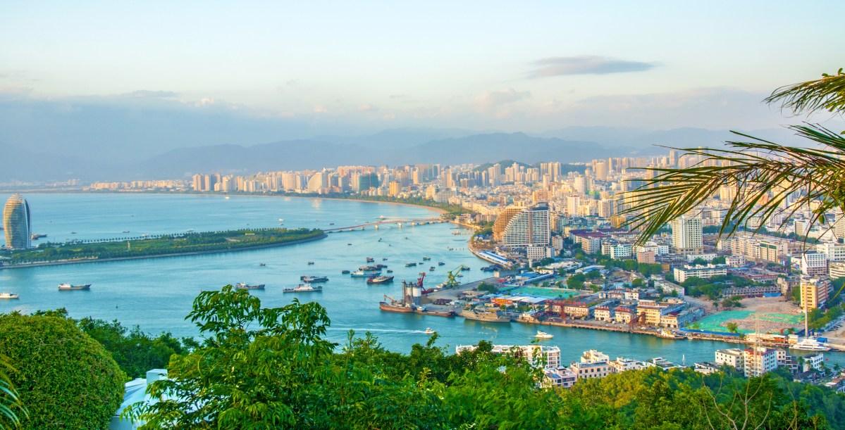 Sanya city in Hainan province, China. Photo: iStock