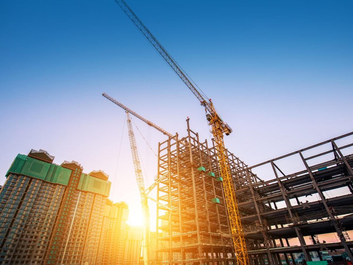 Real estate construction site. Photo: iStock
