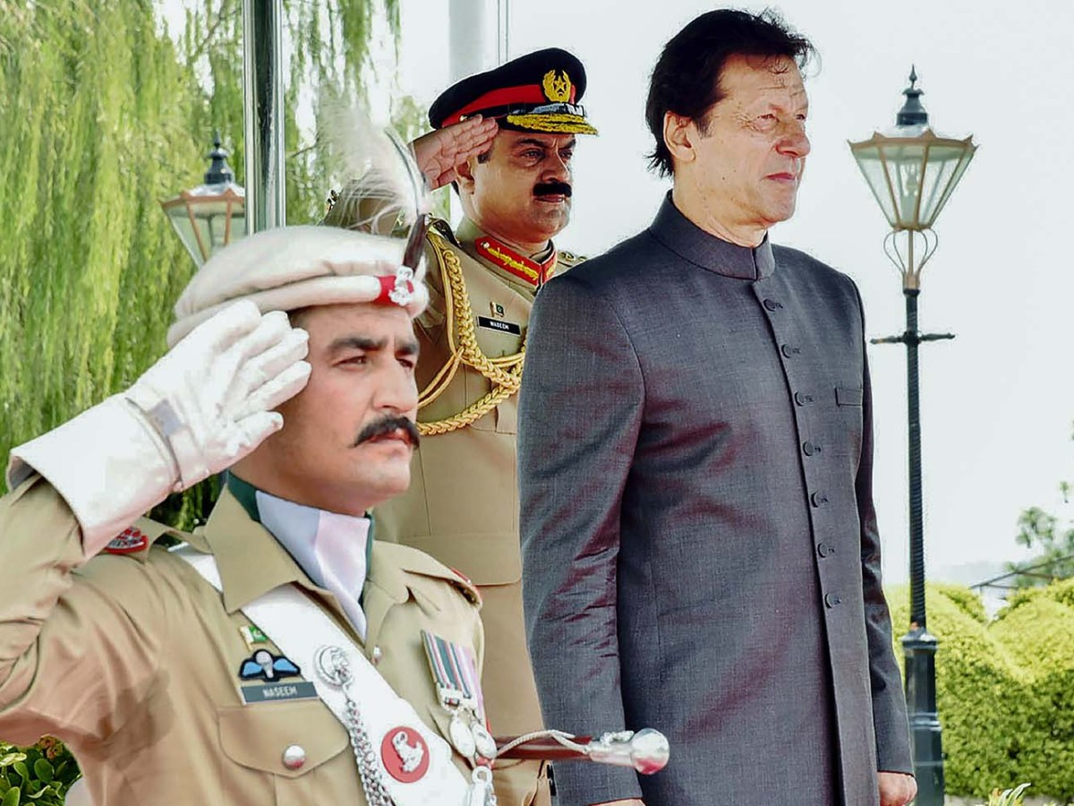 In addition to religious turmoil, violence and terrorism at home, Pakistani Prime Minister Imran Khan faces a broad raft of geopoltical challenges - and opportunities.  Photo: AFP