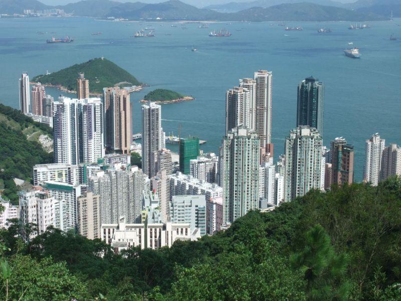 Kennedy Town, Hong Kong. Photo: Wikimedia Commons