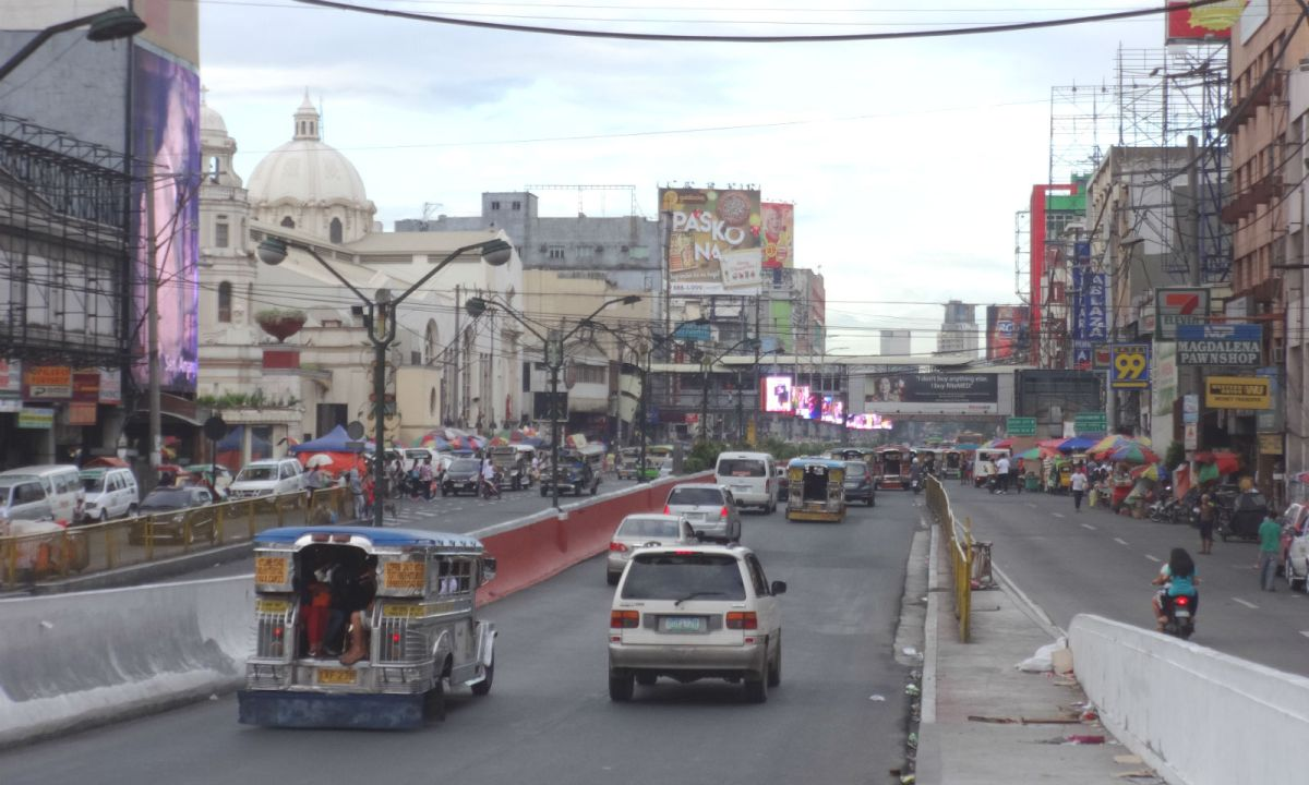 Quiapo, Manila in the Philippines. Photo: Wikimedia Commons, Patrickroque01