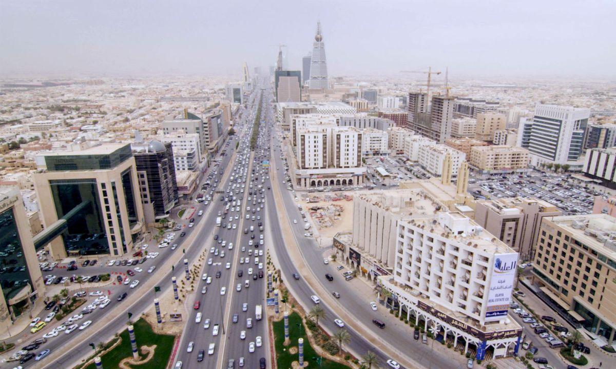 Riyadh, Saudi Arabia. Photo: Wikimedia Commons, orVille Hyvönen