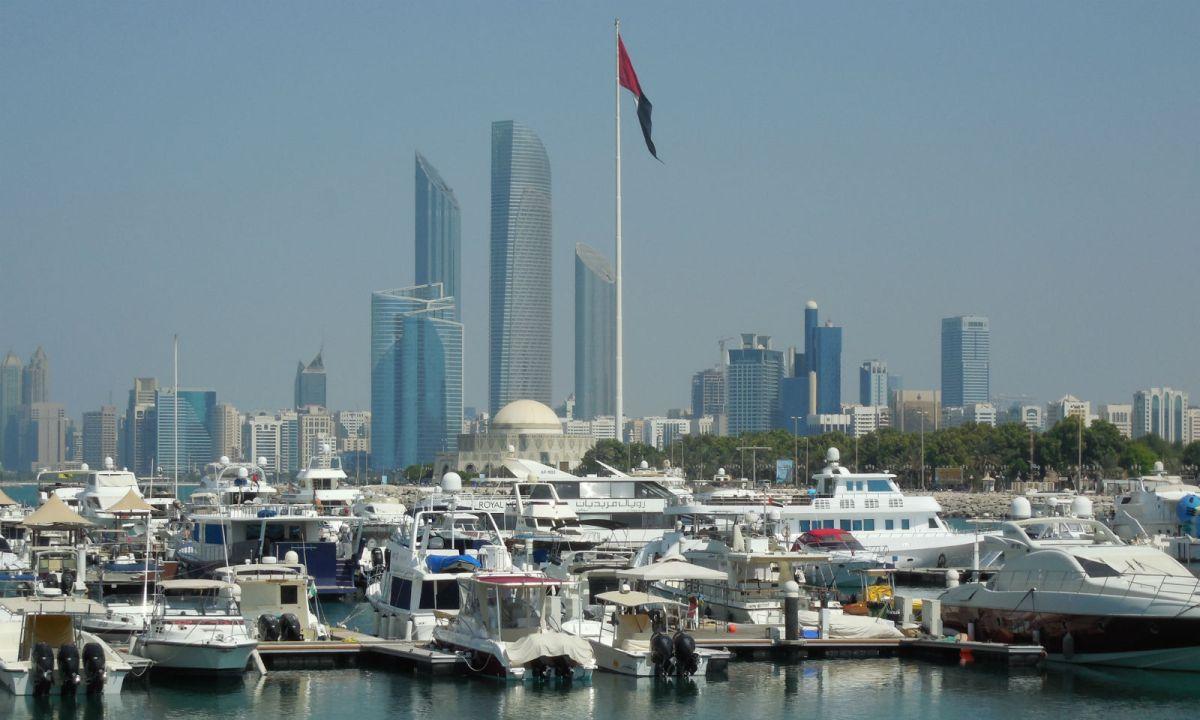 Abu Dhabi, the capital of the United Arab Emirates. Photo: Wikimedia Commons