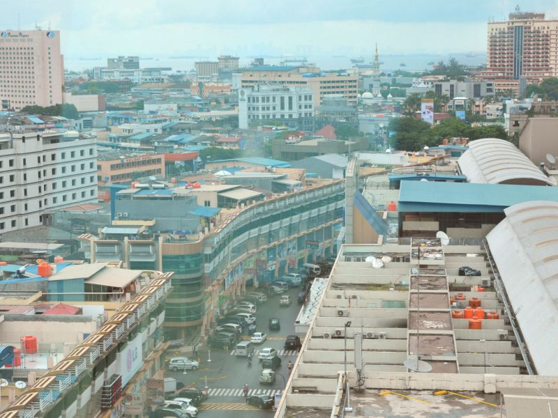Batam in Indonesia. Photo: Wikimedia Commons