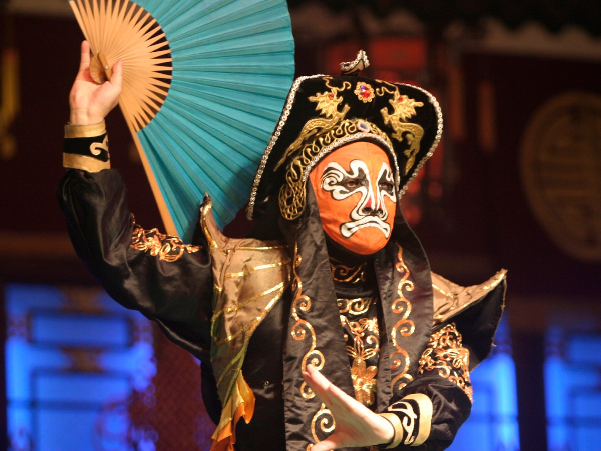 Like traditional Chinese Opera, what you see and what you get are two different things when it comes to Beijing's rhetoric and actions. Photo: iStock