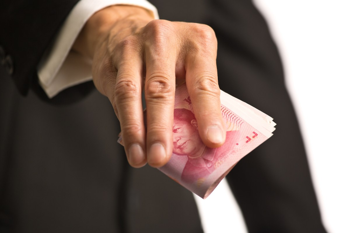 Export bribery is seldom punished in many Asian countries, new OECD and Transparency International research shows. Photo: iStock/Getty Images
