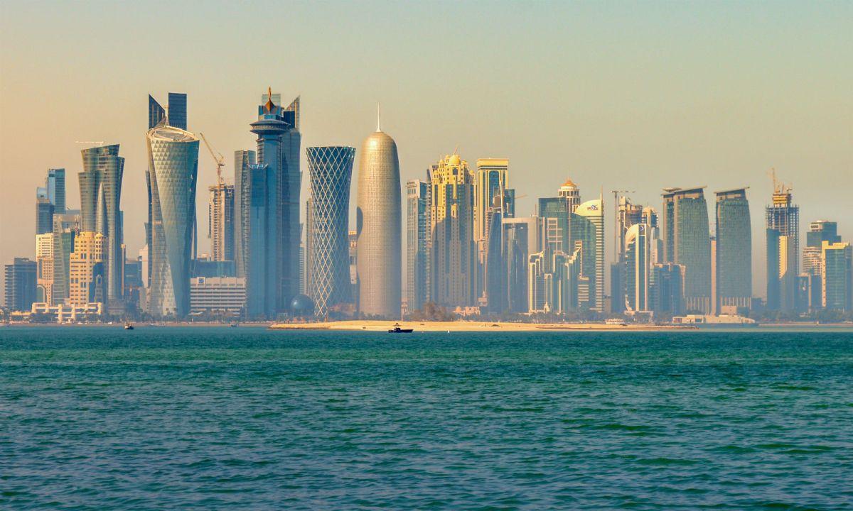 Doha, the capital of Qatar. Photo: Wikimedia Commons