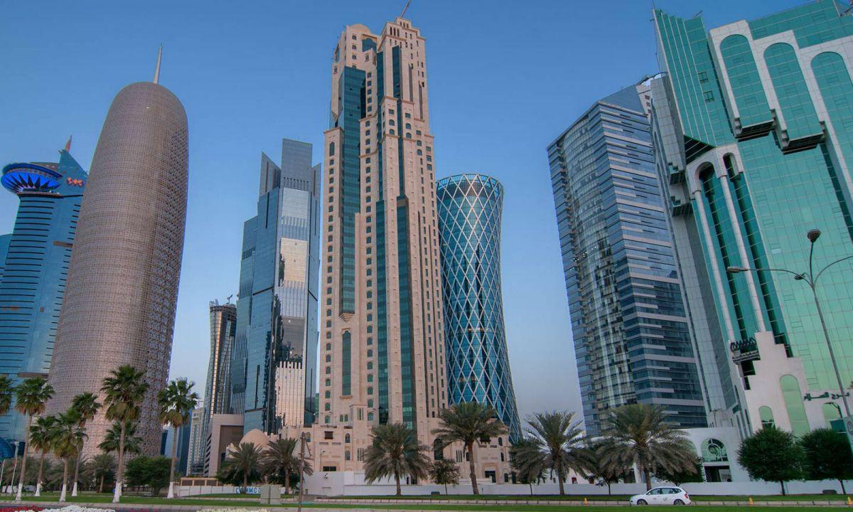 Doha, capital of Qatar. Photo: Wikimedia Commons