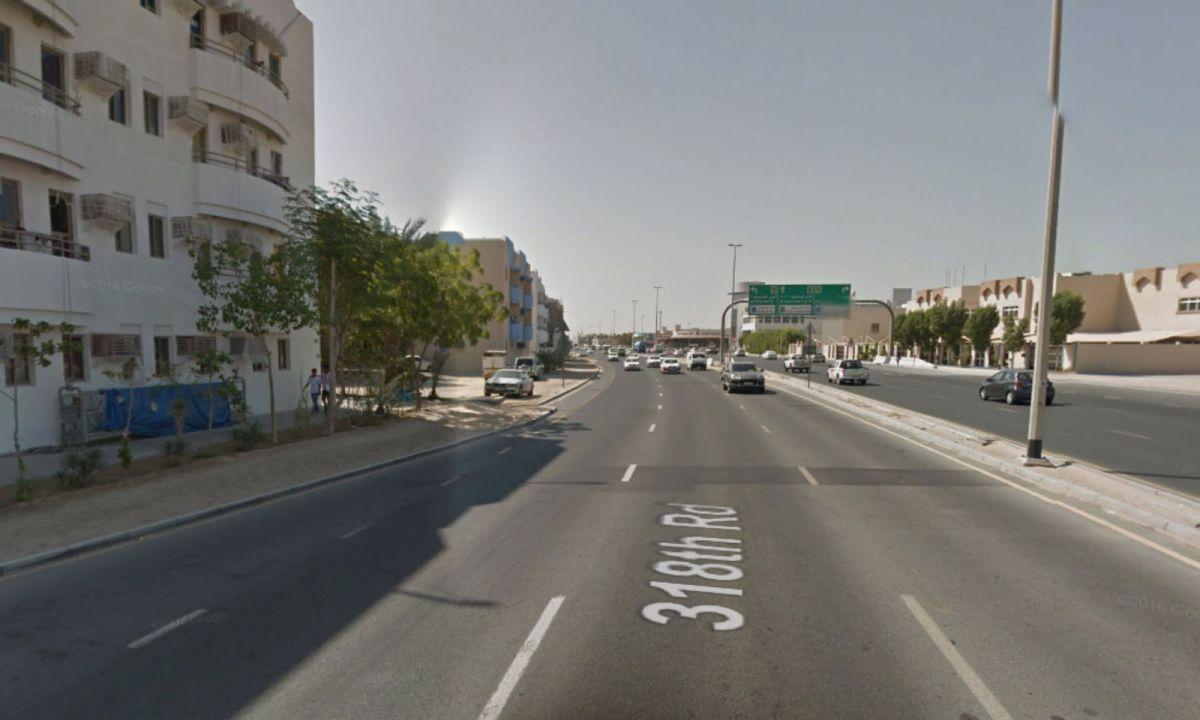 The Al Quoz Industrial Area in Dubai. Photo: Google Maps