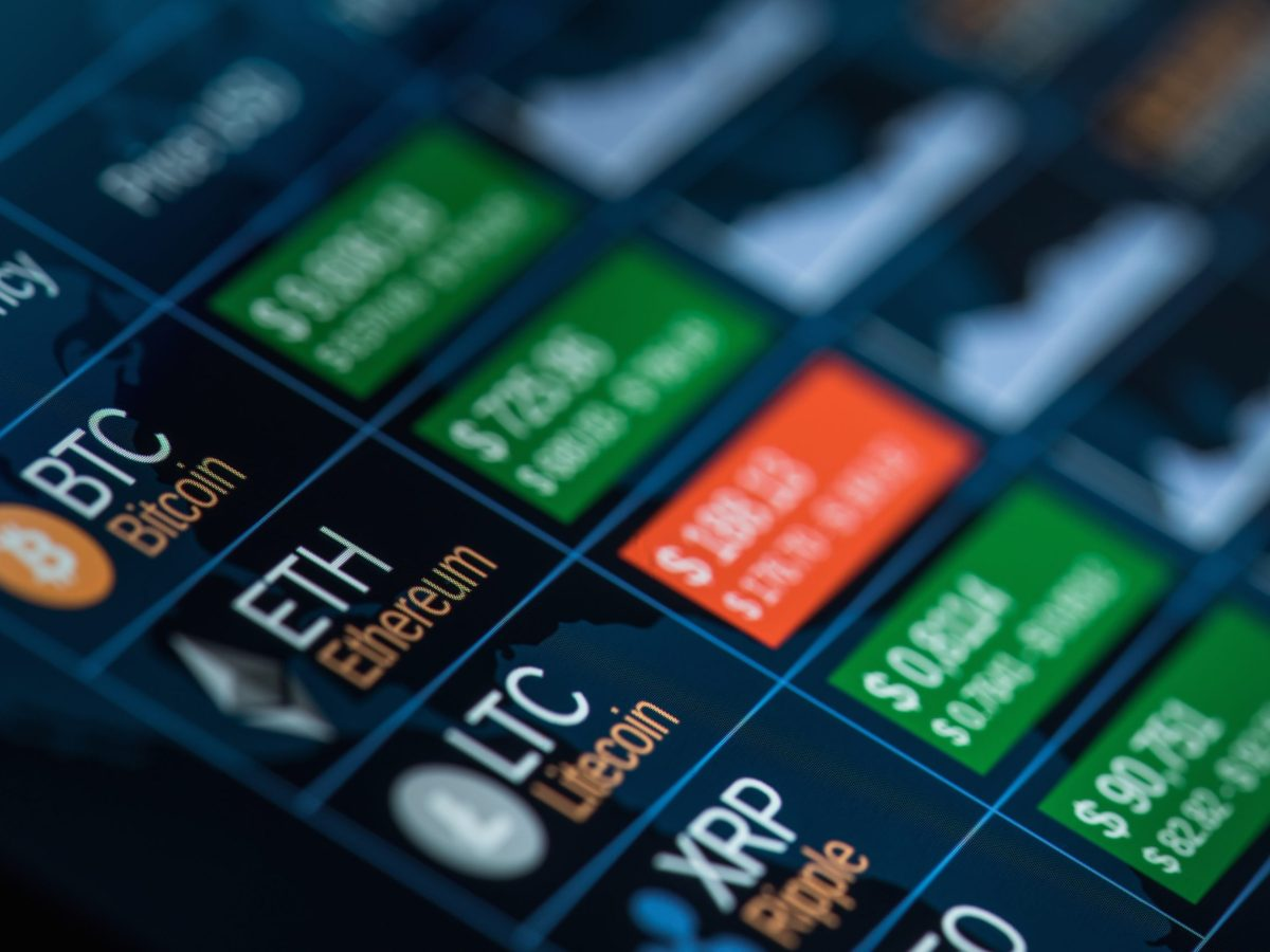 Tuesday has brought the lowest day for the crypto-currency market this year and many are predicting further falls. Photo: iStock