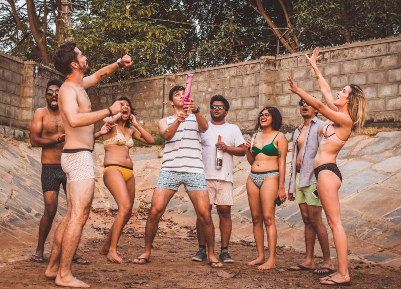 Tailor and Circus是第一個推廣性別中性內衣的印度品牌。相片:Tailor and Circus / Instagram