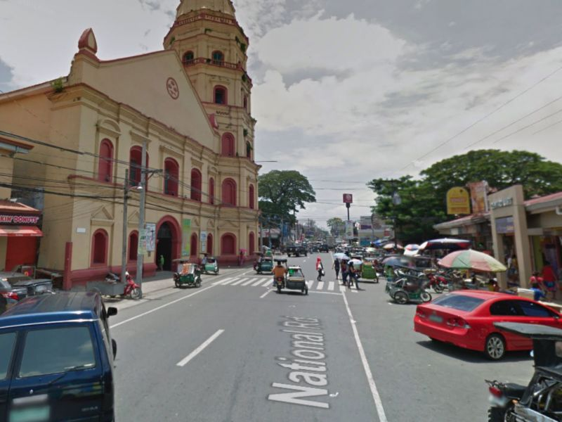 Lingayen, provincial capital of Pangasinan in the Philippines. Photo: Google Maps