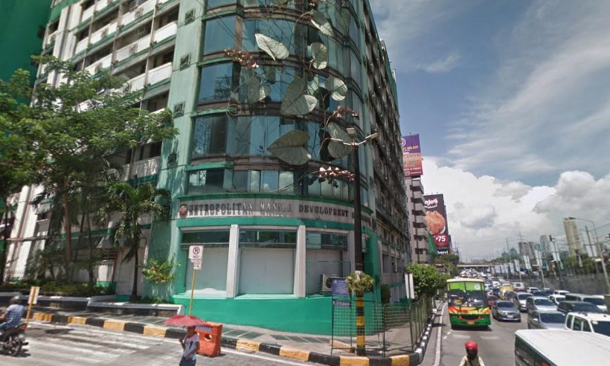The Metropolitan Manila Development Authority. Photo: Google Maps
