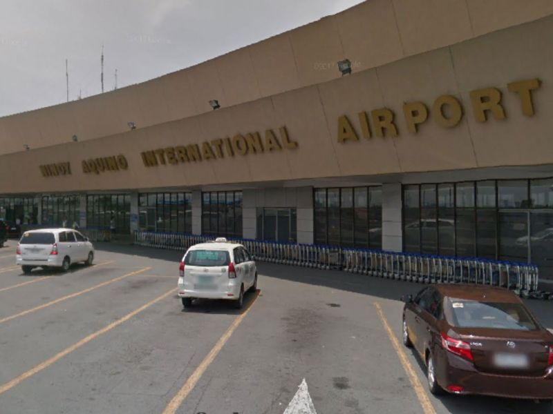 Many Filipino migrant worker were stranded at Ninoy Aquino International Airport after flights were cancelled due to typhoon Mangkhut. Photo: Google Maps