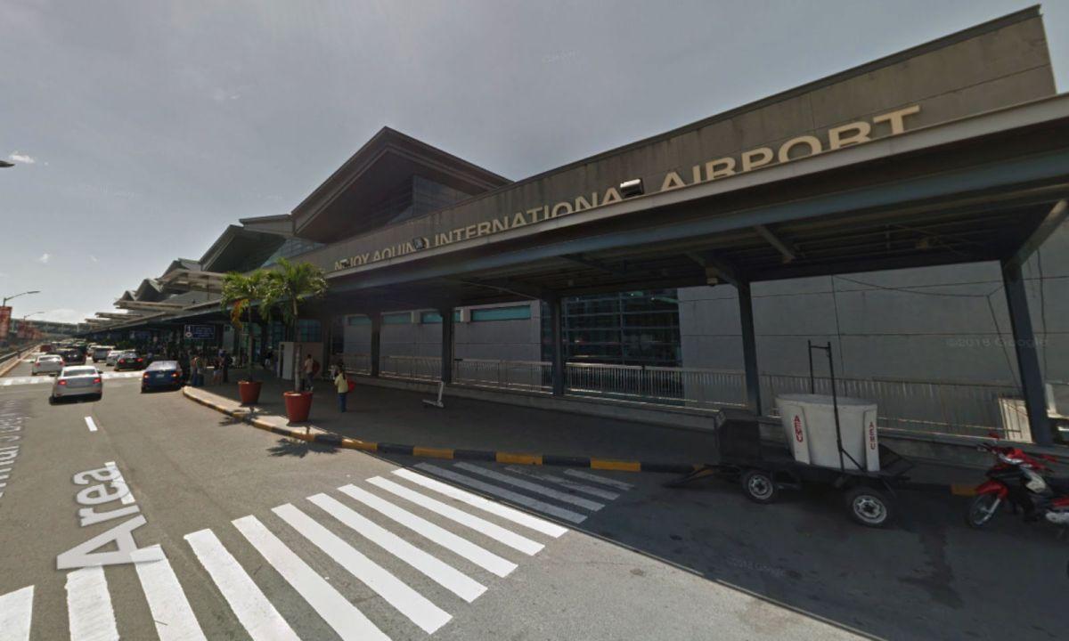Ninoy Aquino International Airport Terminal 3 in Manila. Photo: Google Maps