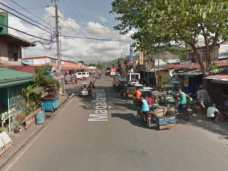 Isabela in Negros Occidental in the Philippines. Photo: Google Maps
