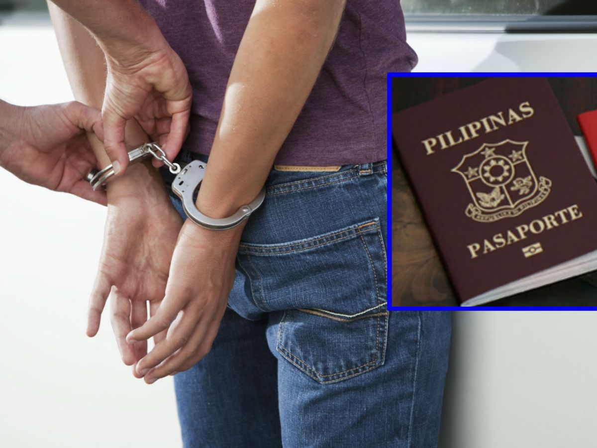 An 'illegal recruiter' has been arrested in Manila for withholding a Filipino migrant worker's passport. Photo: iStock, Wikimedia Commons