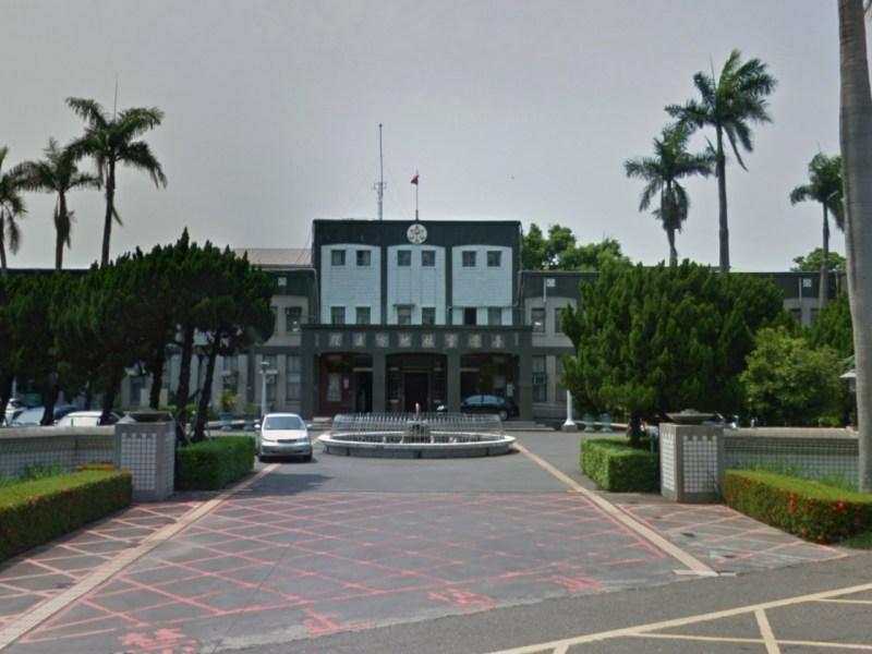 Yunlin District Court, Taiwan. Photo: Google Maps