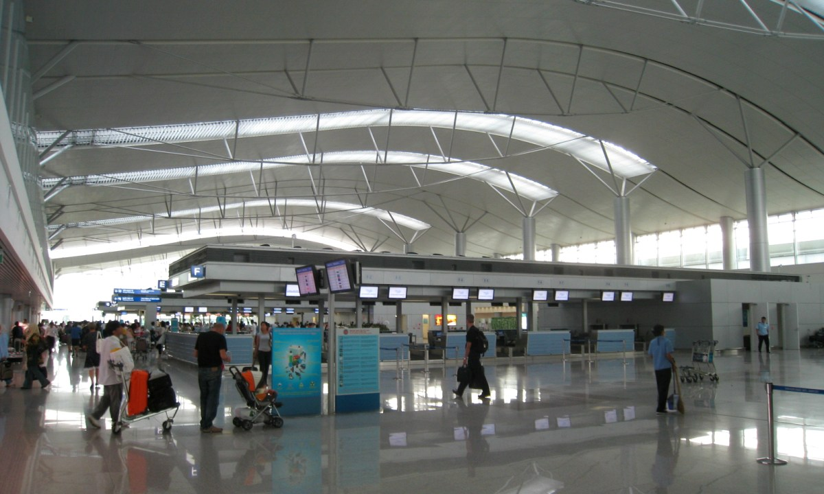 Tan Son Nhat International Airport. Photo: Wikimedia Commons
