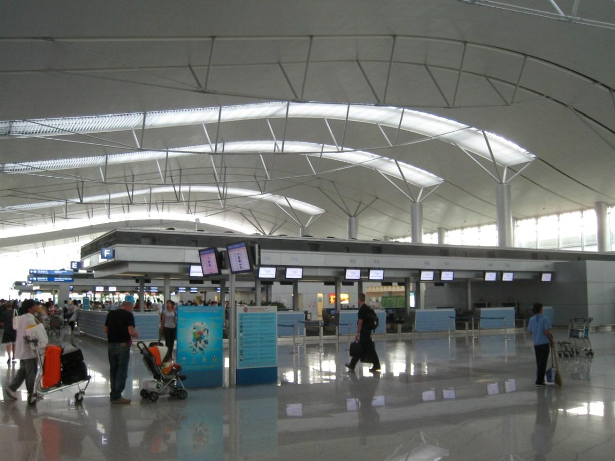 Tan Son Nhat International Airport. Photo: Wikimedia Commons