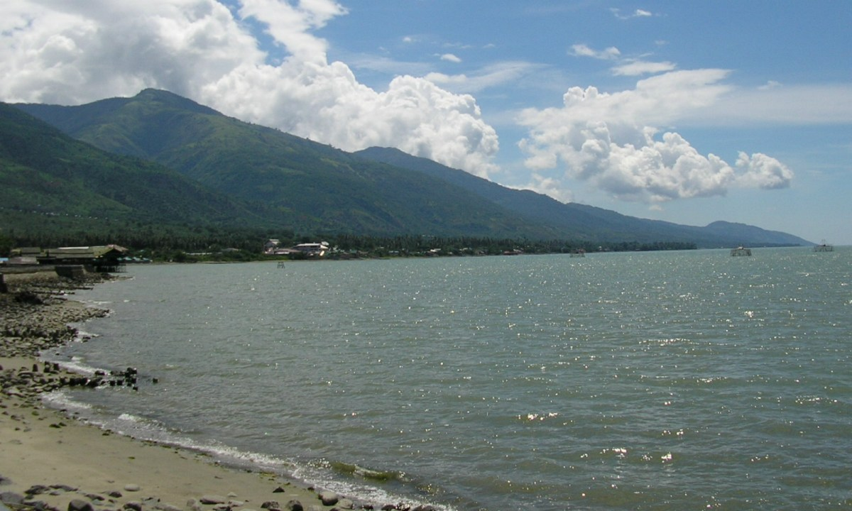 Sulawesi, Indonesia. Photo: Wikimedia Commons.