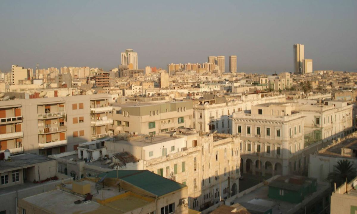 Tripoli, capital of Libya. Photo: Wikimedia Commons