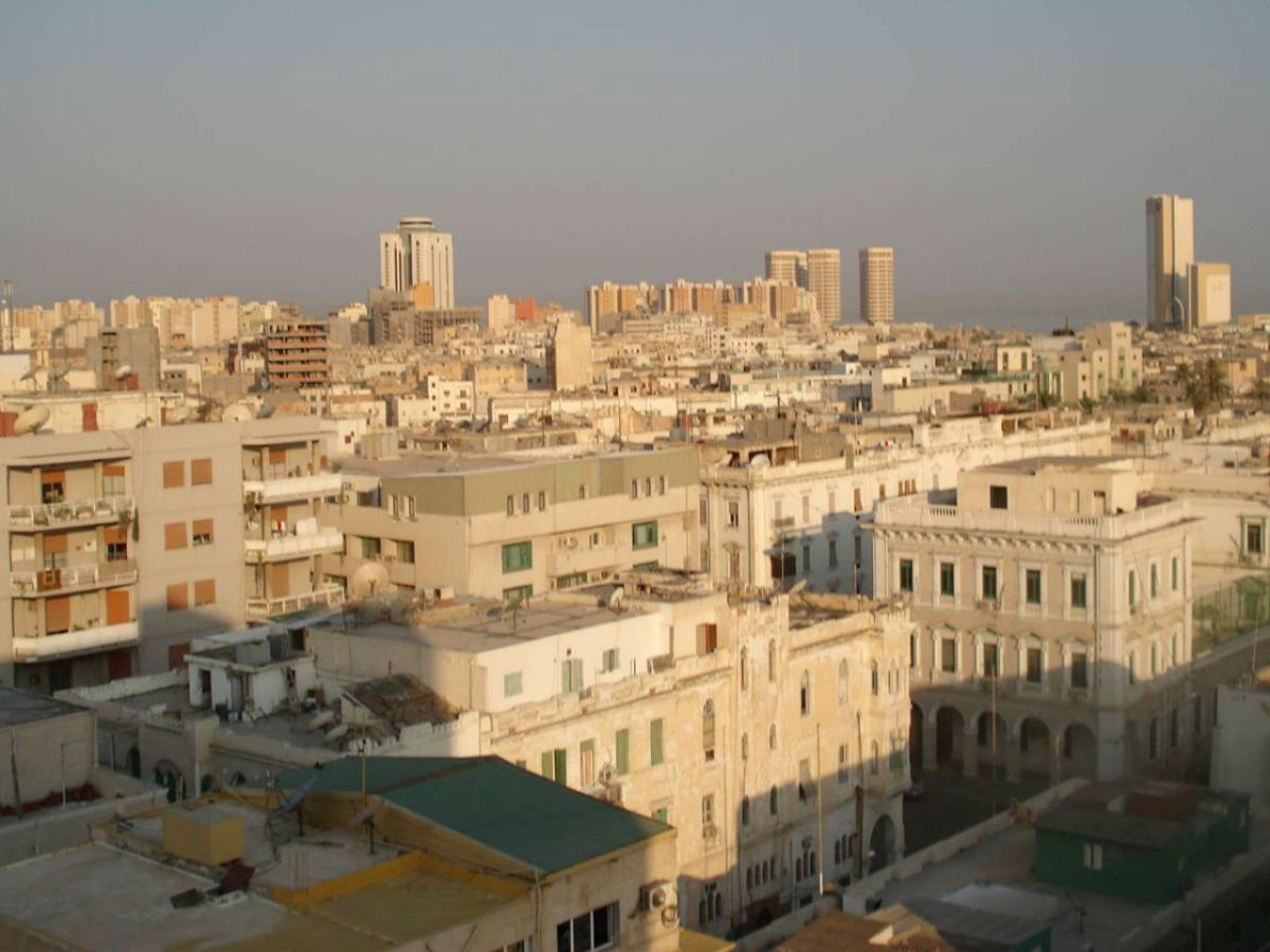 Tripoli, capital of Libya. Photo: Wikimedia Commons