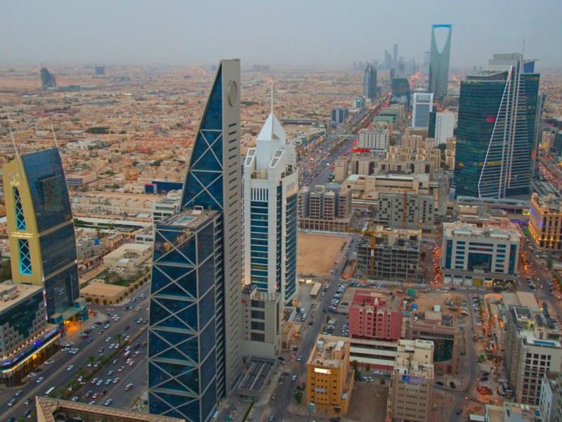 Riyadh, Saudi Arabia. Photo by iStock.
