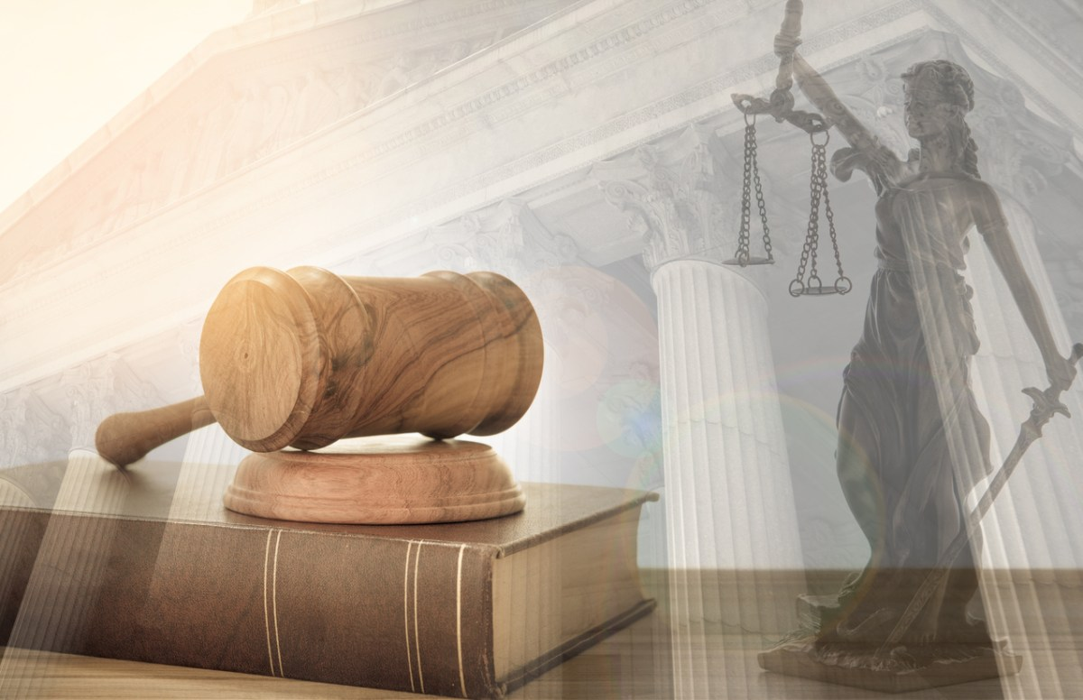 Rule of law.  Photo: iStock