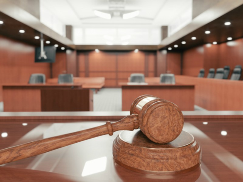 The interpreter was absent from the court session. Photo by iStock.