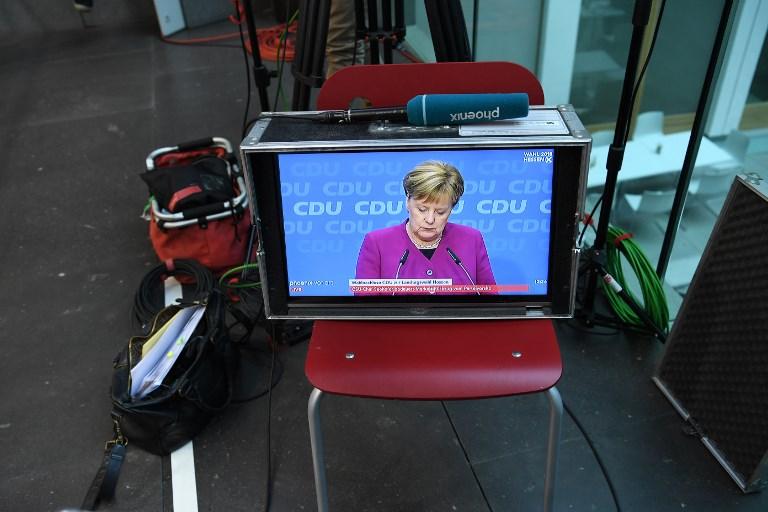 Photo: dpa via AFP/Ralf Hirschberger