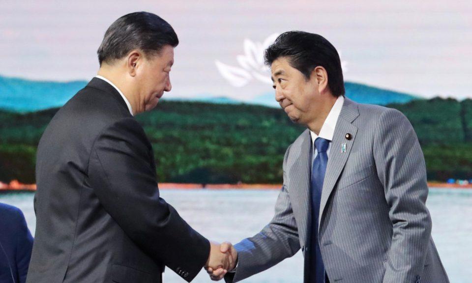 相片:The Yomiuri Shimbun via AFP